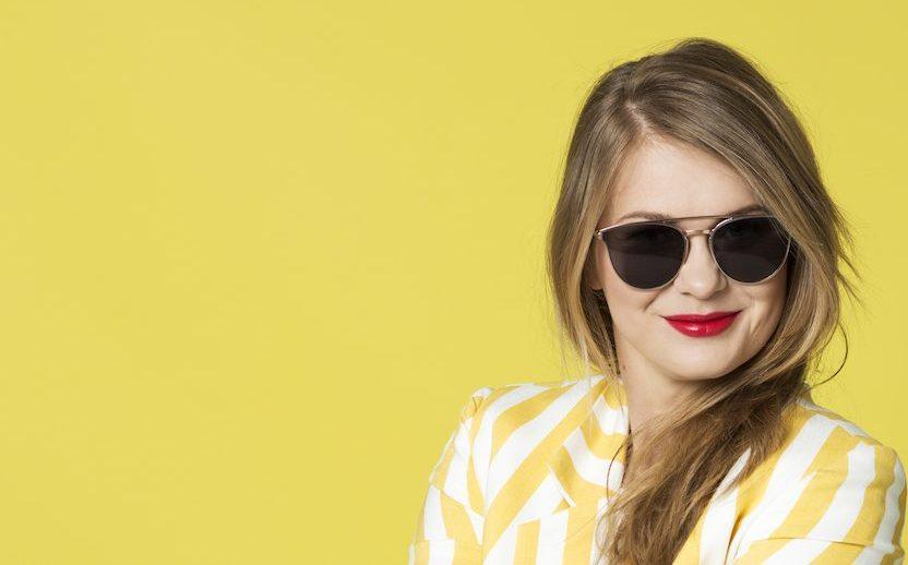 f8951ca14b Okulary przeciwsłoneczne  jak je mądrze wybrać  Modne okulary w 2018