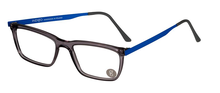 Polskie okulary INDIGO model M47