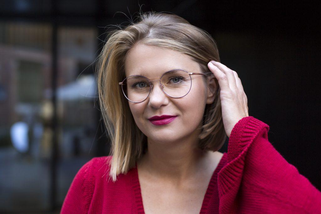 okulary oprawki damskie okrągłe