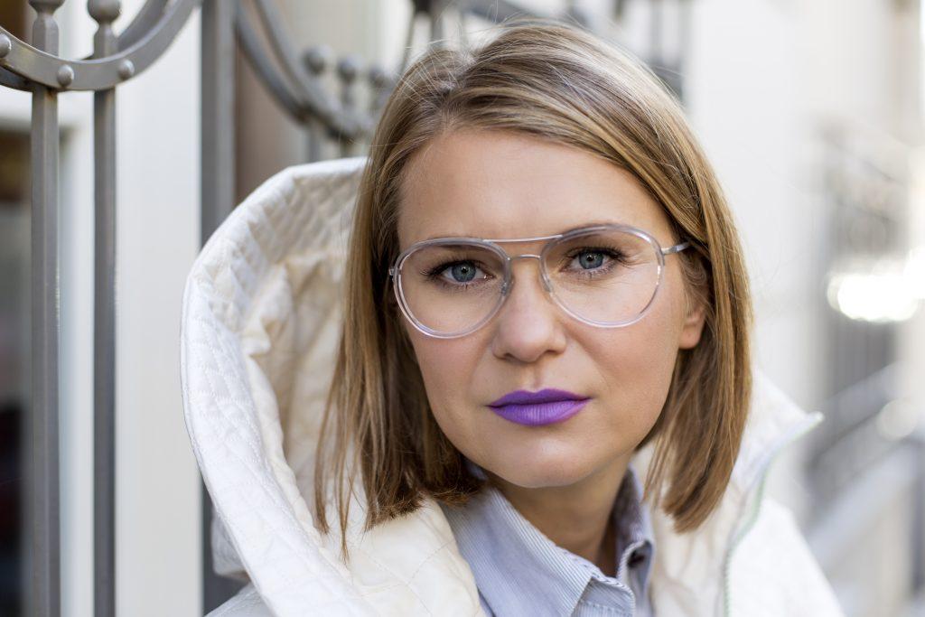 Modne okulary 2019: oprawki transparentne Brendel eyewear model 902262