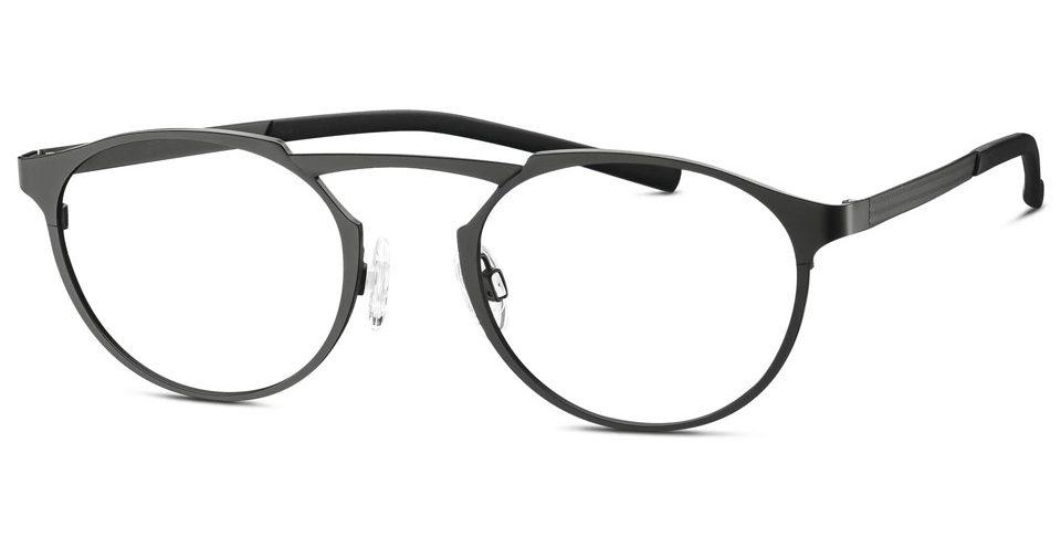 Męskie duże okulary TITANFLEX
