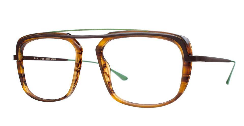 Duże męskie okulary Talla