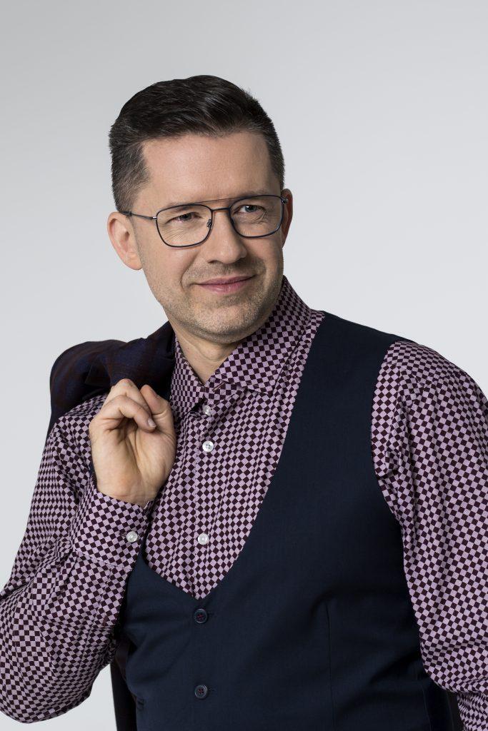 Duże okulary męskie Marc O'Polo
