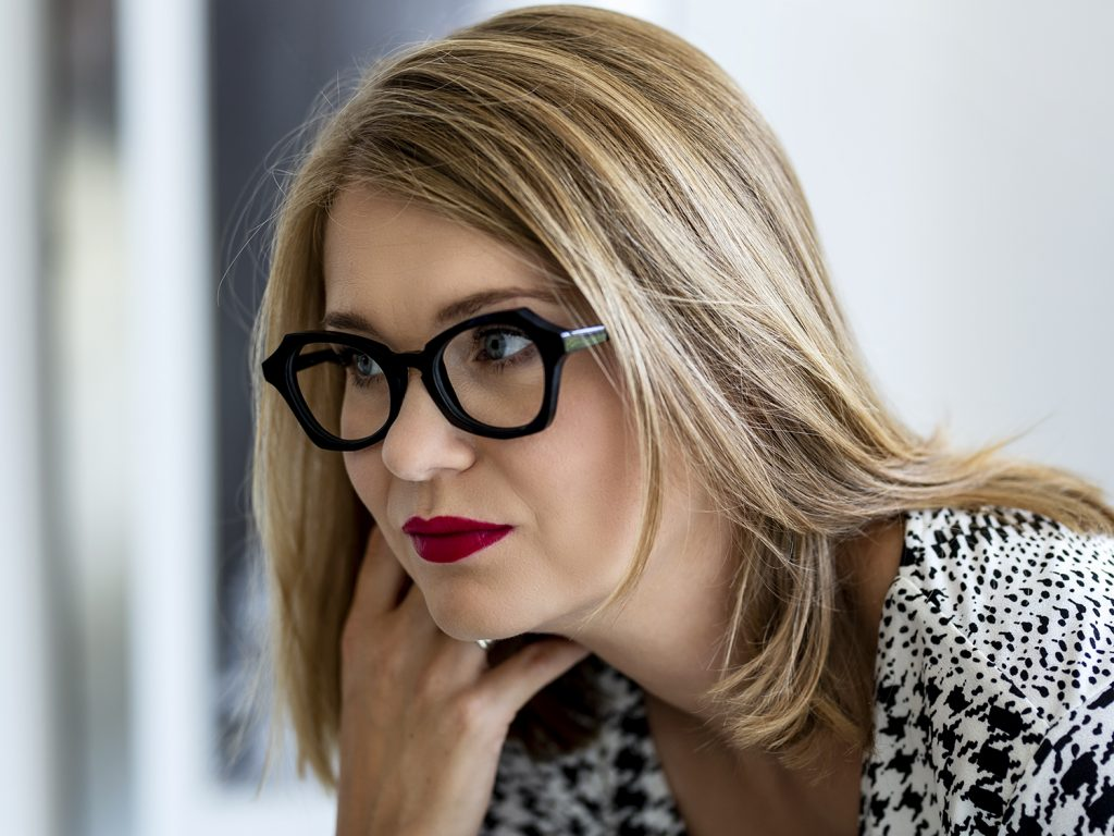 Damskie okulary Gard