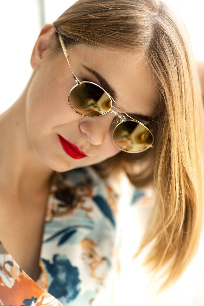Luksusowe okulary przeciwsłoneczne Masunaga